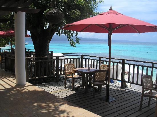 Royal Decameron Montego Beach : Terrasse