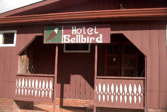 The Hotel Bellbird.