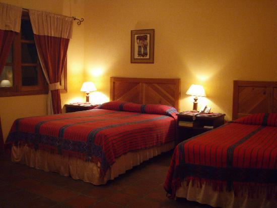 Hotel Dos Mundos: 客室