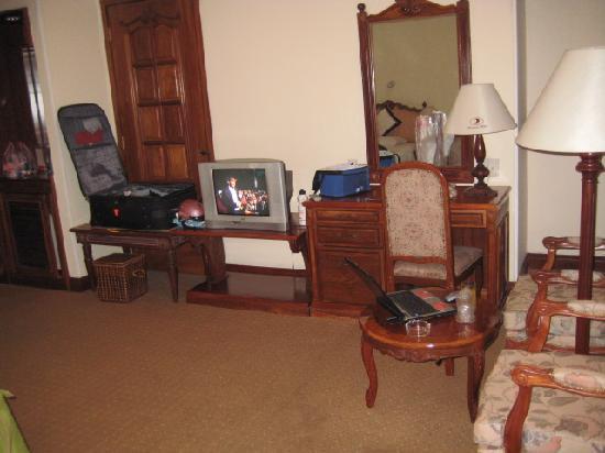 Riverside Hotel Saigon: Room
