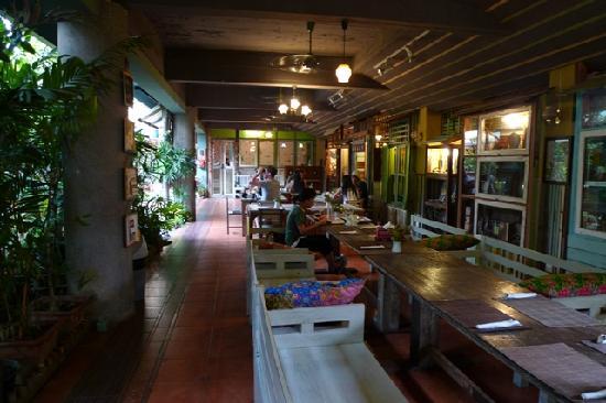 Phranakorn-Nornlen Hotel: cafe