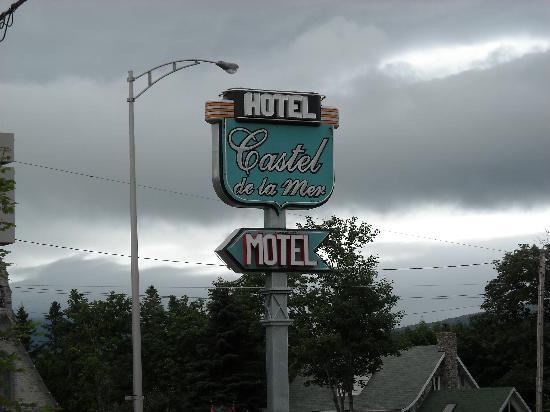 Hotel-Motel Castel de la Mer : motel castel