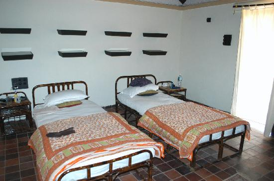 Dasada India  city images : Dasada, India: Bedroom at Rann Riders