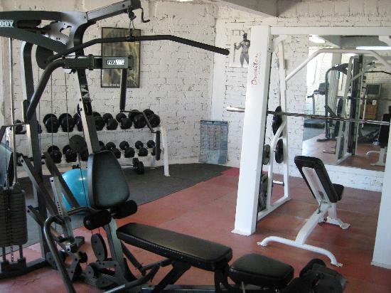 Foto de casa cupula puerto vallarta gym tripadvisor for Gimnasio en casa