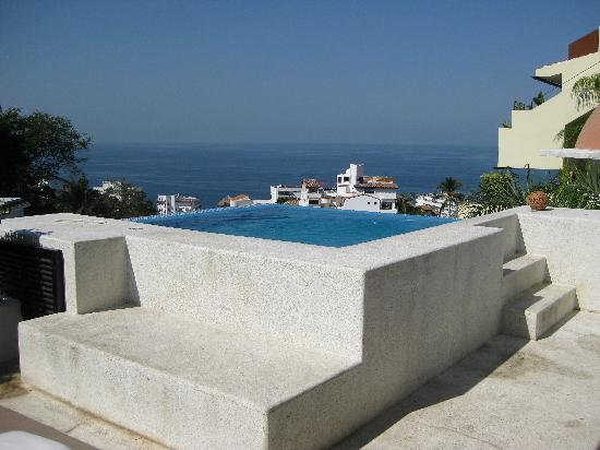 Casa Cupula: Spa for everyone to use