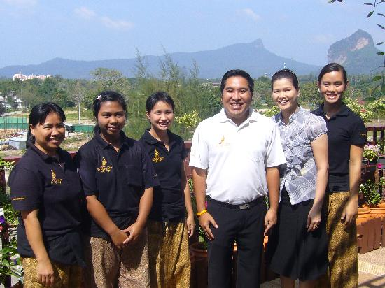 The Royal Nakara: Royal Nakara - Management & Staff
