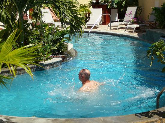 Hotel Xalteva: Great pool