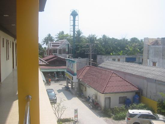 MyQxpress Chaweng Samui: View from hotel