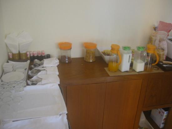 MyQxpress Chaweng Samui : The breakfast buffet