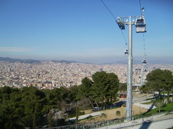 Que Tal: The view from Montjuic