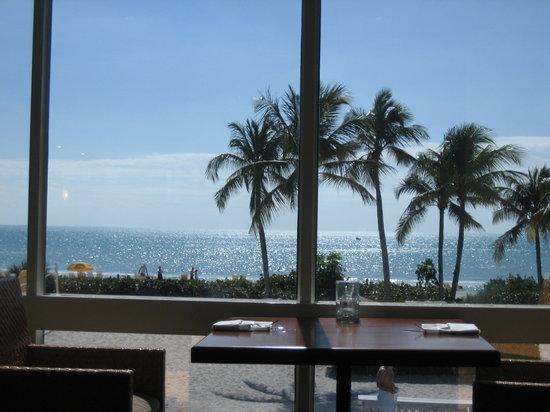 Sea Breeze Cafe: view