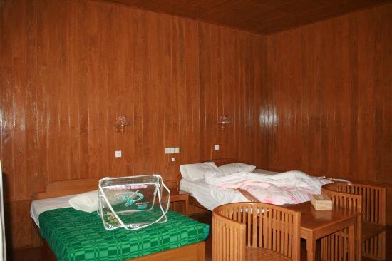 Manaw Thu Kha Hotel: Letti