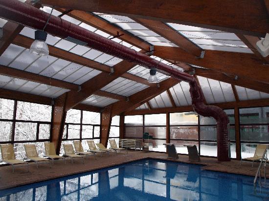 Benasque, Spain: La piscina
