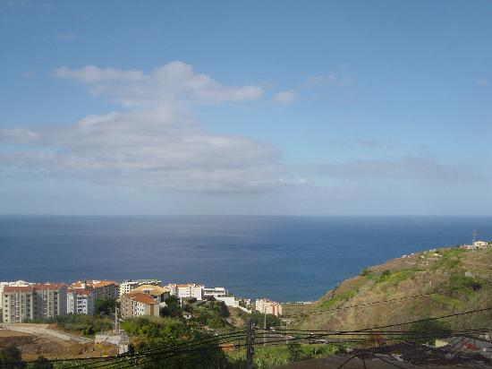 Vila Marta: A view from the balcony