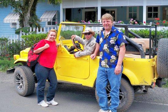 Boquete Mountain Safari Tours: our fabulous guide