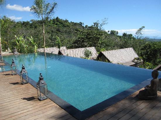 Oxygen Jungle Villas: The Infinity Pool