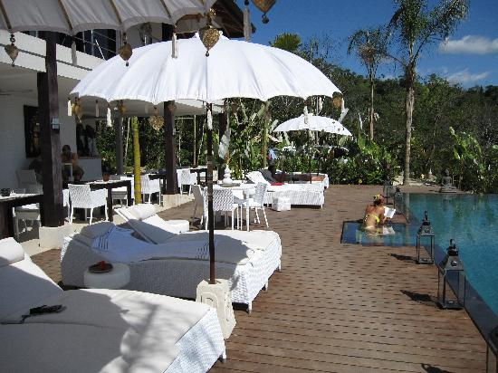 Oxygen Jungle Villas: The Pool Deck