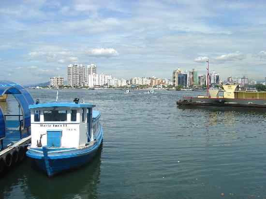 The ferry boat from guaruja to santos picture of guaruja state the ferry boat from guaruja to santos sciox Images