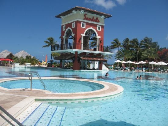 Pool - Sandals Grande Antigua Resort & Spa: *