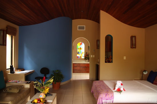 Alma del Pacifico Beach Hotel & Spa: chambre 16