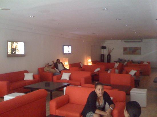 Andino Hotel: Lounge