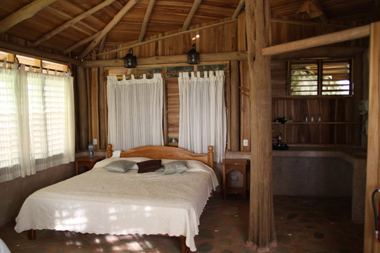 La Cusinga Eco Lodge: chambre