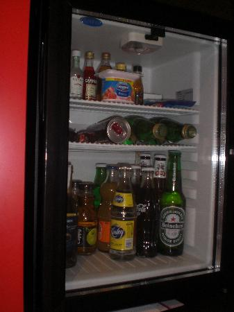 Vienna House Andel's Cracow: minibar