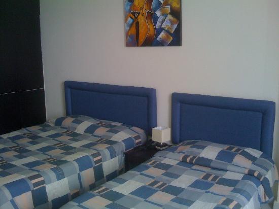 Andino Hotel: Room Beds