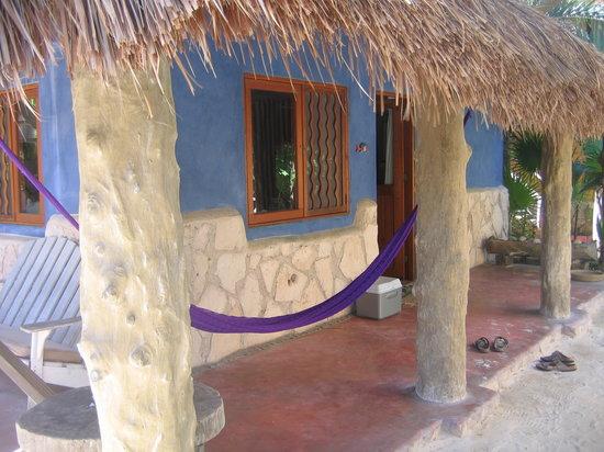 Hotel CalaLuna Tulum: Cabana # 8