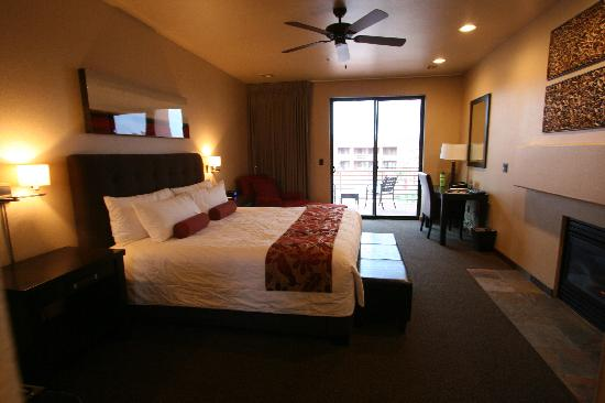 Red Mountain Resort: Villas Bedroom