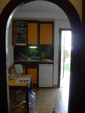 Bungalows El Palmeral: Interior