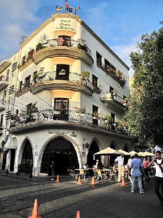 Hotel Conde de Penalba: Hotel