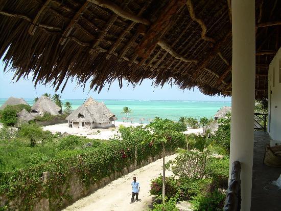 Jacaranda Beach Resort: vista dalla camera