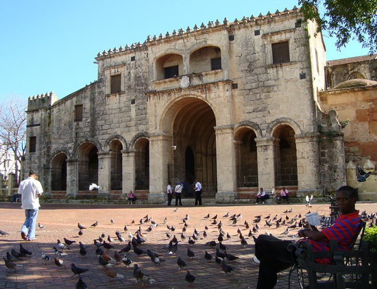 Santo Domingo, Repubblica Dominicana: Cathedral