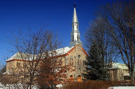 Montebello, Canadá: Eglise Notre-Dame-de-Bonsecours #2