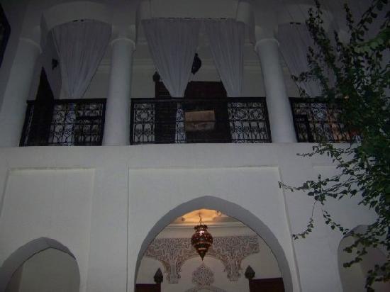 Riad Noor Charana: intérieur du riad
