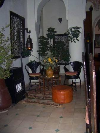 Riad Noor Charana: intérieur