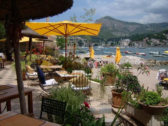 Restaurant Agapanto - Puerto de Soller