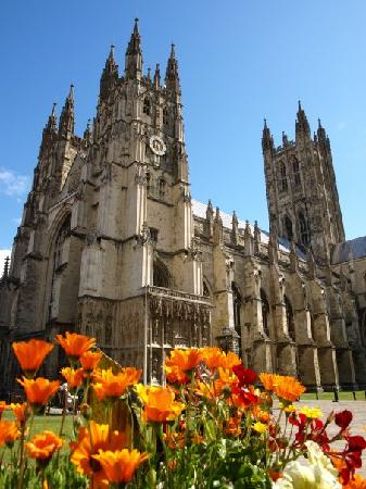 Brenley Farm: Canterbury Cathedral