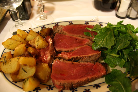Trattoria Marione: The Beef... yuM!
