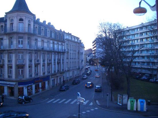 Hotel Escurial : View from the room