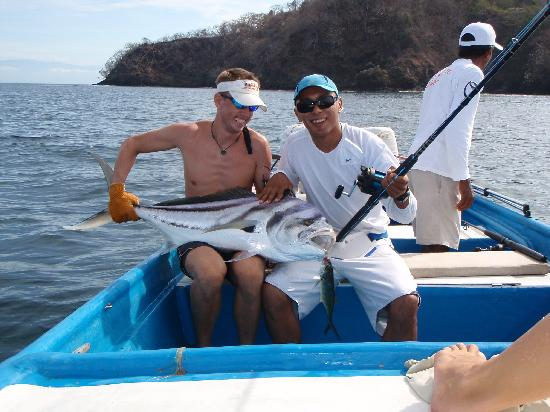 Bahia Rica Fishing and Kayak Lodge: Great fishing