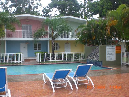 Hotel Las Villas del Pepino: lugar limpio y muy bueno para descansar