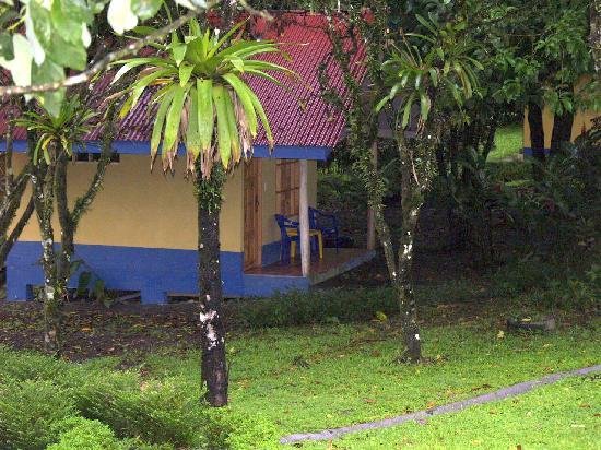 Cerro Chato Eco Lodge: comfortable cabins
