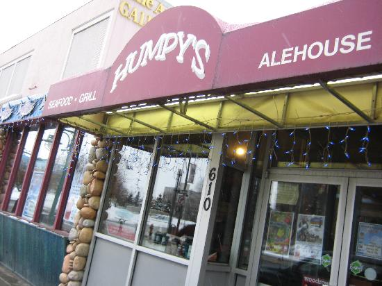 Humpy's Great Alaskan Alehouse: Humpy's