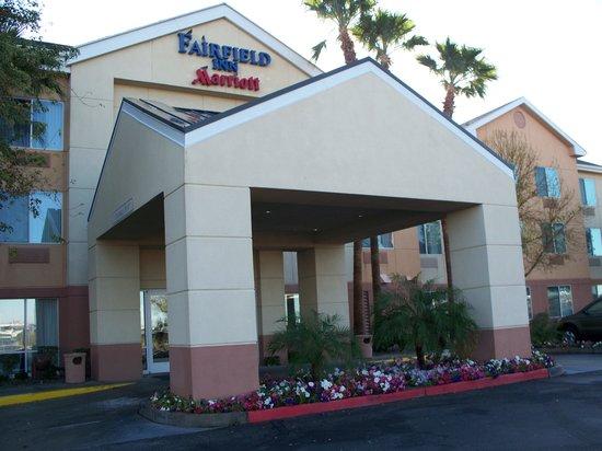 Fairfield Inn & Suites Yuma : hotel entrance