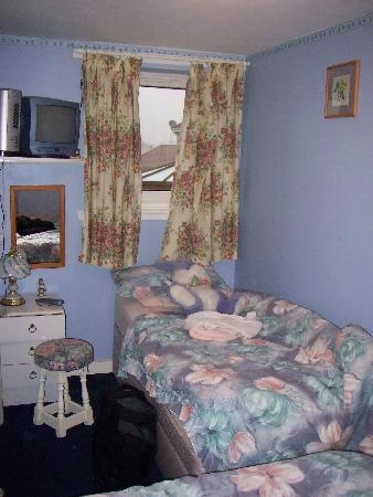Sunnyside B&B : our friend room :-)