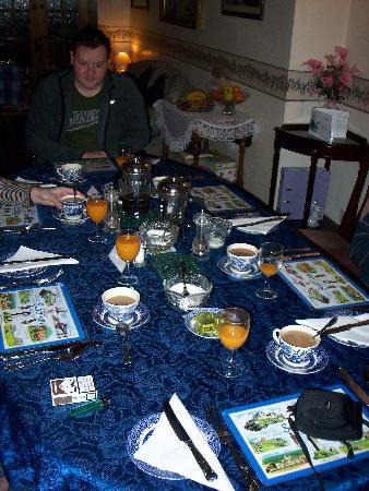Sunnyside B&B : what a lovely breakfast
