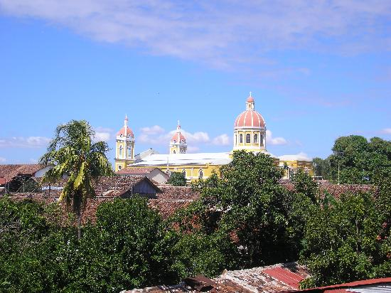 La Islita Boutique Hotel: View of Cathedral from rooftop terrace