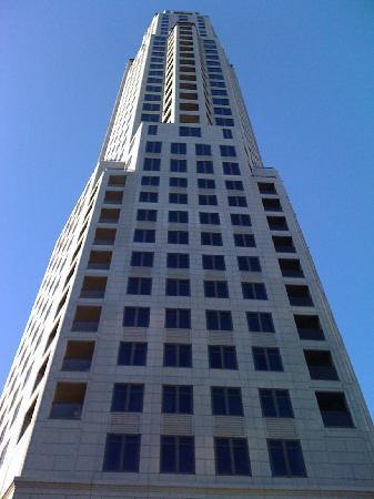 Mandarin Oriental, Atlanta: building